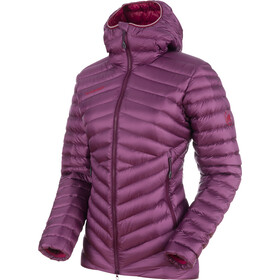 Mammut Broad Peak IN Hooded Jacket Women, grape/beet